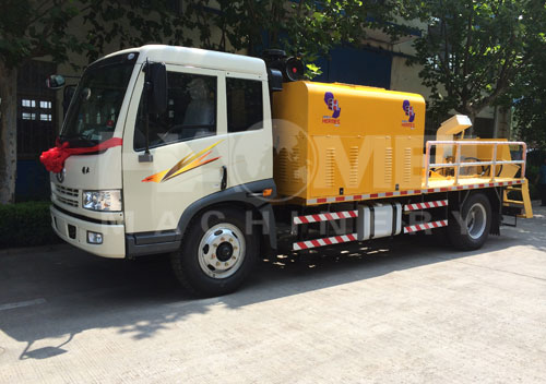 HDT5120THB Truck-mounted Concrete Pump Sale