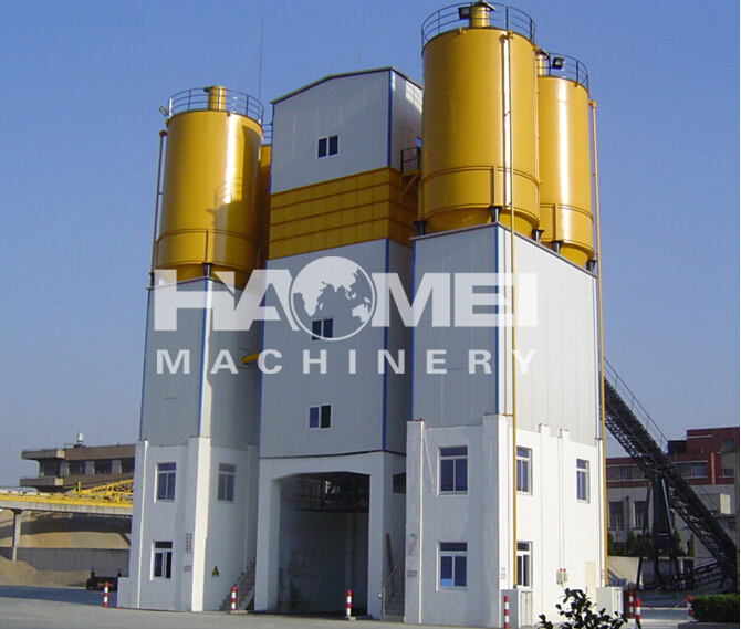 Batch Plant Machine