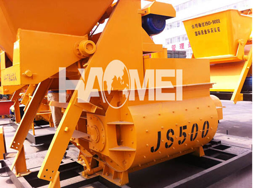 JS500 Automatic Concrete Mixer Prices South Africa