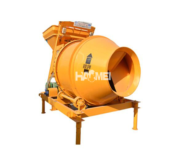 JZC500 Concrete Mixer Machine
