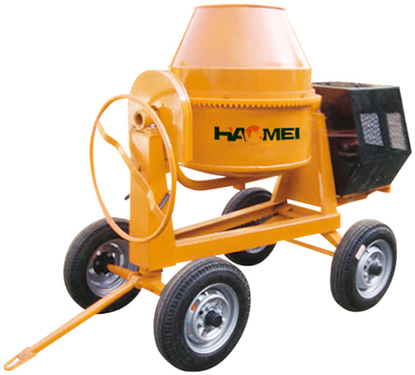 SM260 Mini Concrete Mixer